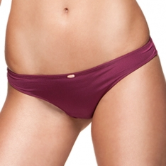 Gossard Ego Boost Brazilian Brief Plum